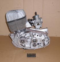 MZ 150 Ts Zylinder Umbau auf Membran
