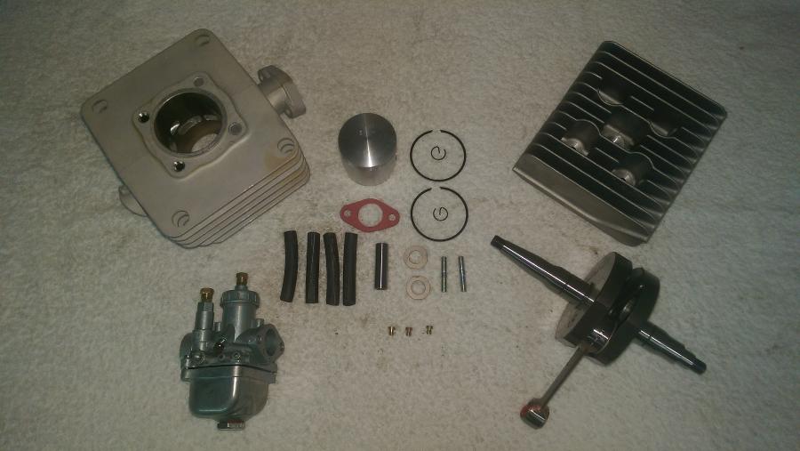 s w 2 takt simson tuning sw 95 nikasil zylinder kit. Black Bedroom Furniture Sets. Home Design Ideas